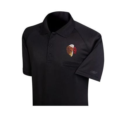 9802 ASP Eagle Shirt (Full Color Embroidery)-