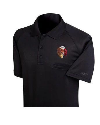 9804 ASP Eagle Shirt (Full Color Embroidery)-