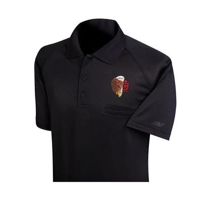 9805 ASP Eagle Shirt (Full Color Embroidery)-