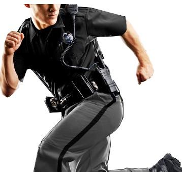 Ohio Sheriff SS mens shirt 100 % poly