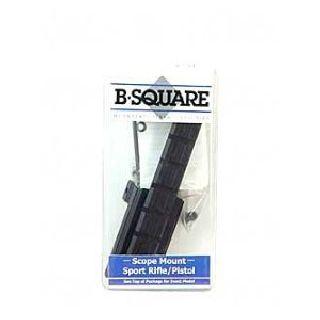 SMLE MK 1 #4, #5 (rec mount)-B-Square