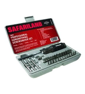 Screwdriver Set with Special Bits for Recoil Pad & See-thru Sight installation-B-Square