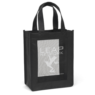 Plaza Shopping Bag-Screen Print