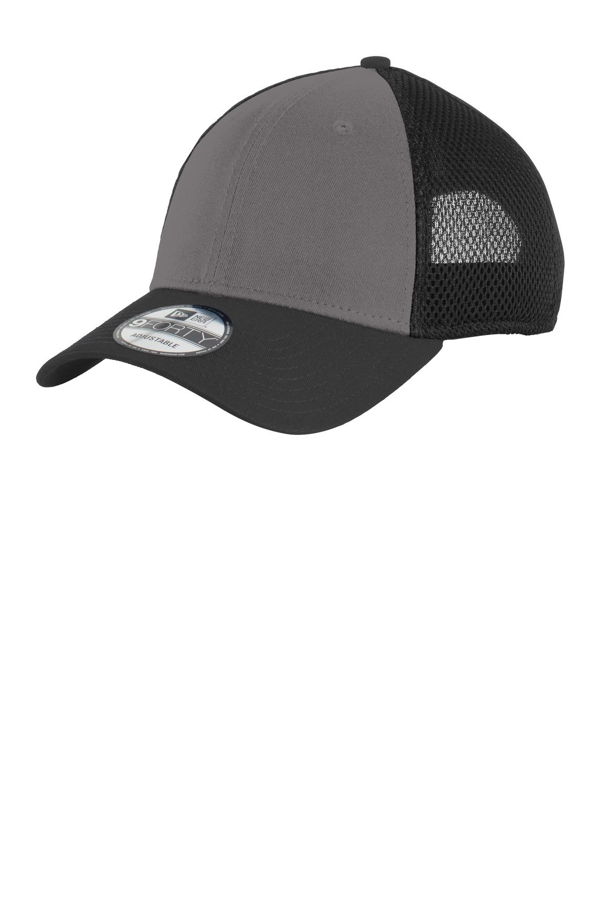 New Era® - Snapback Contrast Front Mesh Cap.-New Era