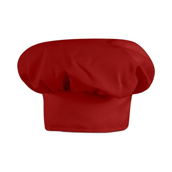 Red Chef Hat-