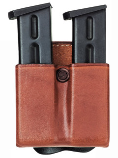 523 D.M.S. Twin double magazine-Aker Leather