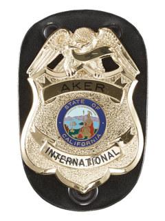 590 Badge Holder-