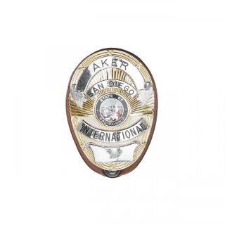 591 Badge Holder-