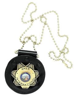 599 Badge Holder-