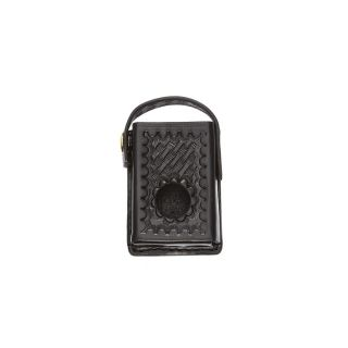 684 Body Alarm Case With Strap-Aker Leather