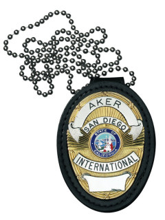 691 Badge Holder-