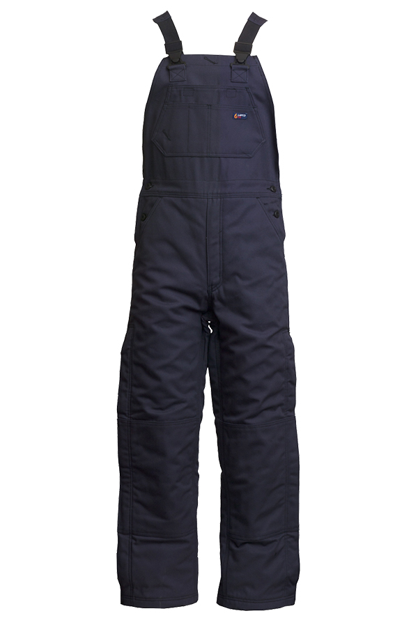 FLAME-RESISTANT INSULATED BIBS & COVERALLS