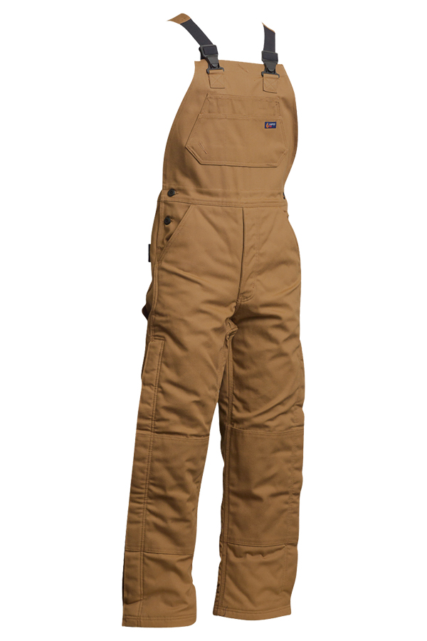 FR Insulated Bib | Winter Bib Overalls | with Windshield Technology-LAPCO