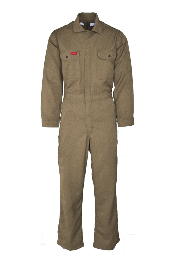 6.5oz. FR DH Deluxe 2.0 Coveralls | made with Westex® DH-Lapco