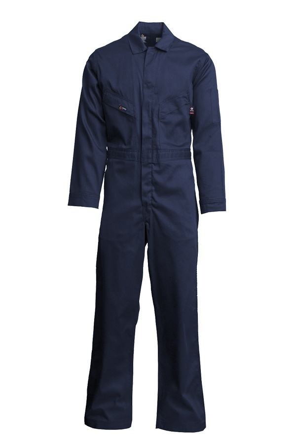 FLAME-RESISTANT BIB OVERALLS & COVERALLS