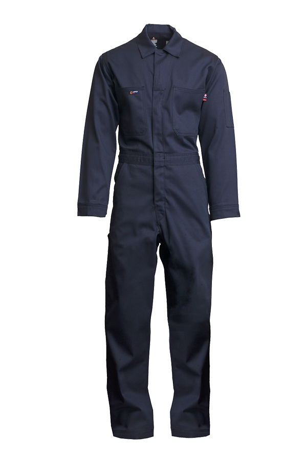 9oz. FR Welding Coveralls | 100% Cotton