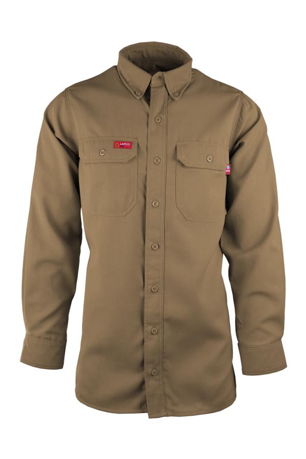 6.5oz. FR DH Uniform Shirts | made with Westex® DH-Lapco