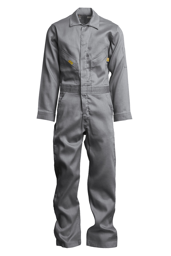 6oz. FR Deluxe Lightweight Coveralls | 88/12 Blend-Lapco