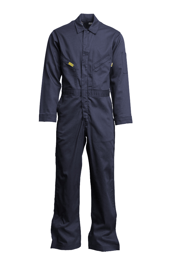 7oz. FR Deluxe Coveralls | 88/12 Blend-Lapco