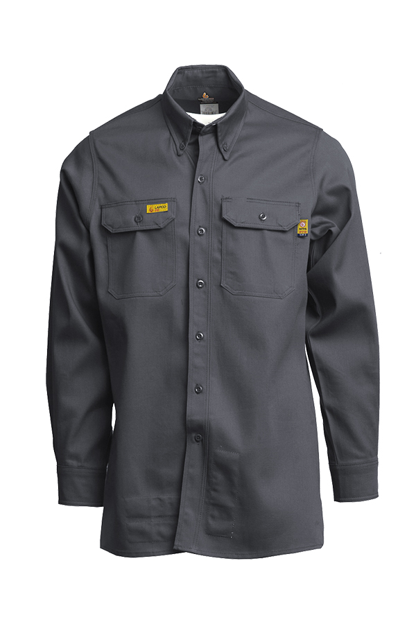 6oz. FR Uniform Shirts | 88/12 Blend
