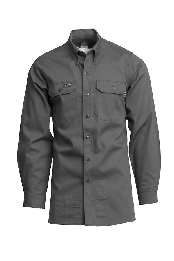 Lapco - 7oz. FR Uniform Shirts | 100% Cotton-Lapco
