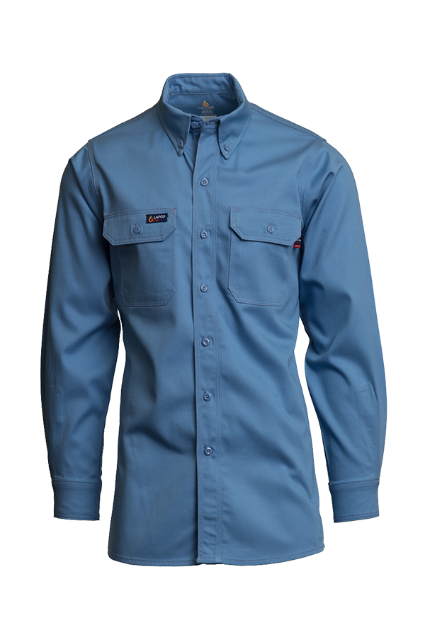 7oz. FR Uniform Shirts | 100% Cotton