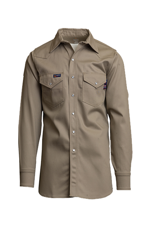 FLAME-RESISTANT WELDING SHIRTS