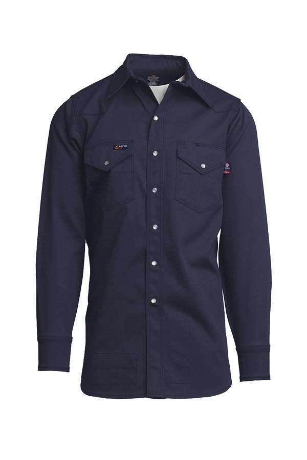 9oz. & 10oz. FR Welding Shirts | 100% Cotton