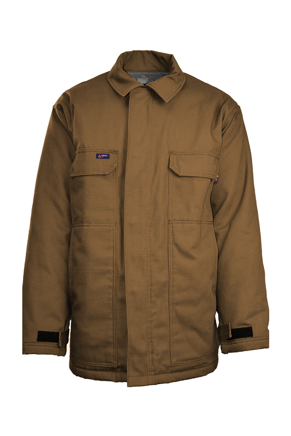 12oz. FR Insulated Chore Coats | 100% Cotton Duck-Lapco