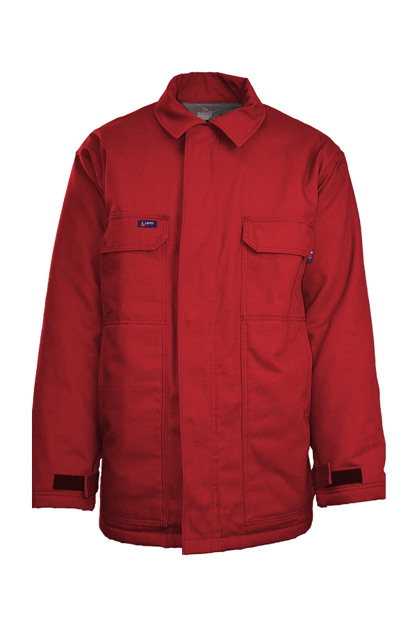 FR Insulated Chore Coat | FR Coat | with Windshield Technology-LAPCO