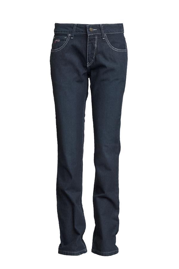 10oz. Ladies FR Modern Jeans | 100% Cotton Denim