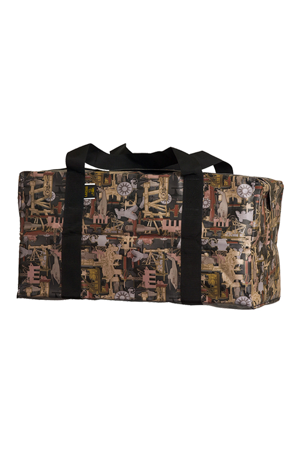 Heavy-Duty Oilfield Camo Offshore Bag-