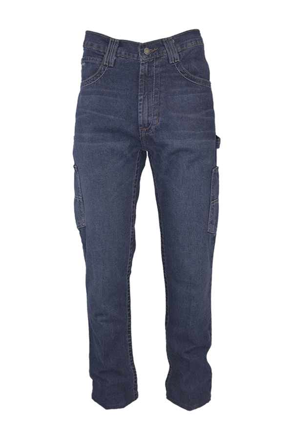 10oz. FR Utility Jeans | 100% Cotton-Lapco