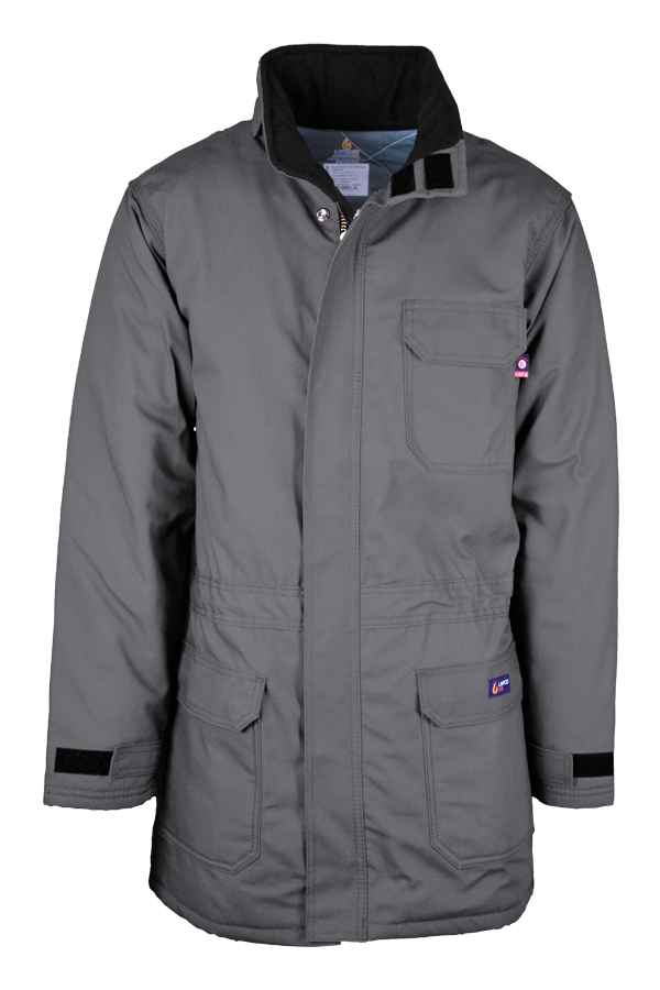 FR Insulated Parka | with Windshield Technology-LAPCO