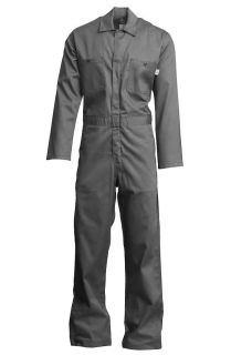 7oz. FR Economy Coveralls | 100% Cotton-Lapco