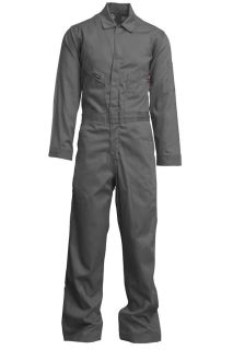 7oz. FR Deluxe Coveralls | 100% Cotton-Lapco