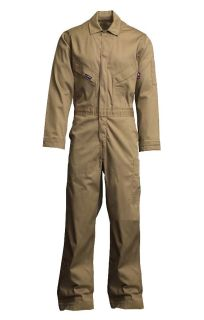 FR Deluxe Coveralls | 100% Cotton-