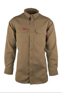 6.5oz. FR DH Uniform Shirts | made with Westex® DH-Lapco
