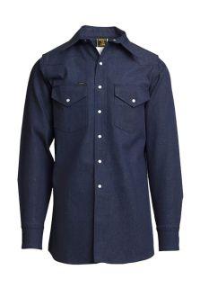 Heavy-Duty Welding Shirts | Non-FR | Denim 100% Cotton-