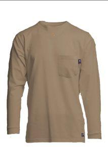 FR Pocket T-Shirts   6oz. 93/7 Knit-