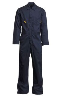 FR Deluxe Lightweight Coveralls | 6oz. 88/12 Blend-