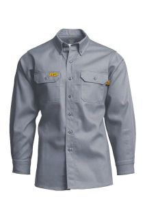 6oz. FR Uniform Shirts | 88/12 Blend-Lapco
