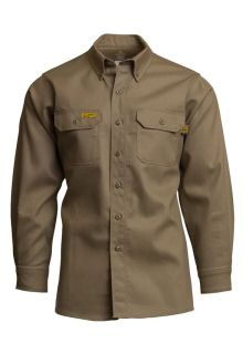 7oz. FR Uniform Shirts | 88/12 Blend-