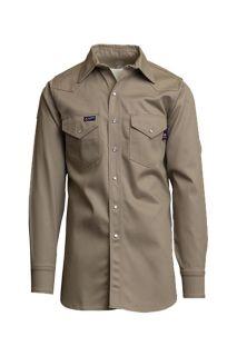 FR Welding Shirts | 10oz. 100% Cotton-