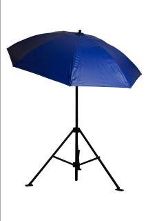 7' Heavy-Duty Industrial Umbrellas | Camo Canvas-