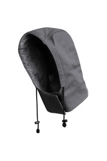 Insulated FR Parka Hood   with Windshield Technology-