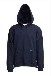 FR Hoodie Sweatshirts |12oz. 95/5 Cotton-Spandex Blend Fleece-Lapco