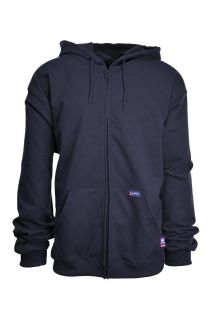 FR Full Zip Sweatshirt | 12oz. 95/5 Blend Fleece-Lapco