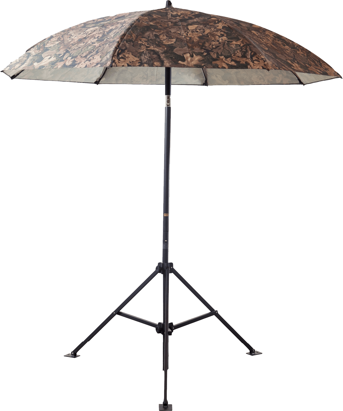 7' Heavy-Duty Industrial Umbrellas | Camo Canvas-
