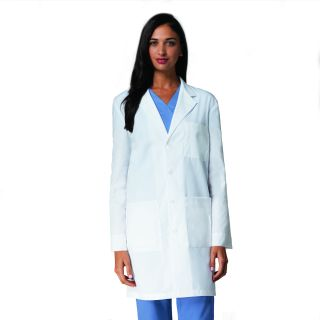 "Barco 38"" 5 Pocket Unisex Lab Coat"